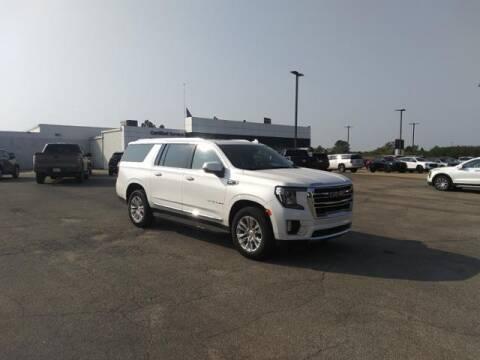2021 GMC Yukon XL for sale at Vance Fleet Services in Guthrie OK