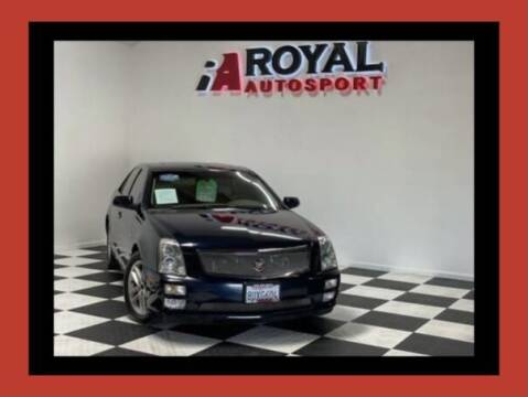 2007 Cadillac STS for sale at Royal AutoSport in Sacramento CA