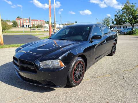2013 Dodge Charger for sale at Auto Hub in Grandview MO