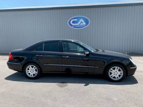 2006 Mercedes-Benz E-Class for sale at City Auto in Murfreesboro TN