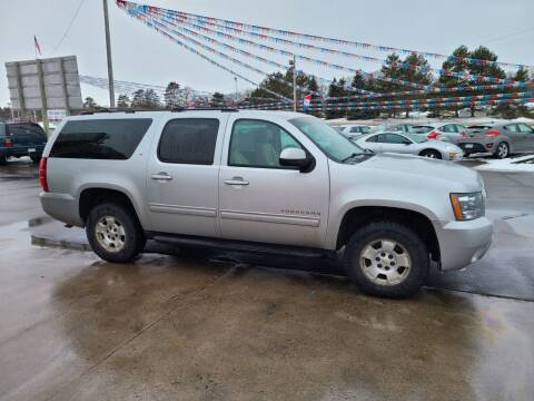 2011 Chevrolet Suburban for sale at Rum River Auto Sales in Cambridge MN