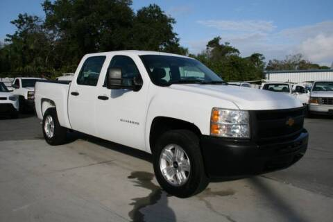 2013 Chevrolet Silverado 1500 for sale at Mike's Trucks & Cars in Port Orange FL