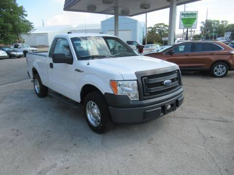 2014 Ford F-150 for sale at Perfection Auto Detailing & Wheels in Bloomington IL