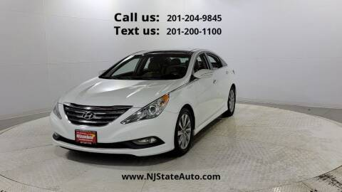 2014 Hyundai Sonata for sale at NJ State Auto Used Cars in Jersey City NJ