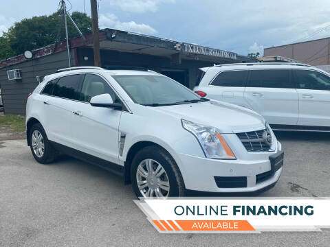 2011 Cadillac SRX for sale at Texas Luxury Auto in Houston TX
