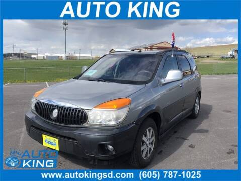 2003 Buick Rendezvous for sale at Auto King in Rapid City SD