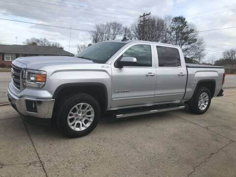 2015 GMC Sierra 1500 for sale at E Motors LLC in Anderson SC