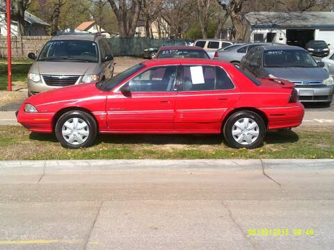 1995 Pontiac Grand Am for sale at D & D Auto Sales in Topeka KS