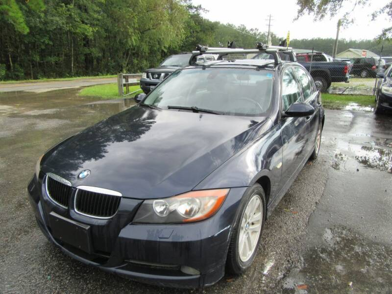 2006 BMW 3 Series for sale at Bullet Motors Charleston Area in Summerville SC