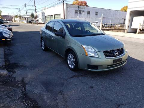 2007 Nissan Sentra for sale at O A Auto Sale in Paterson NJ