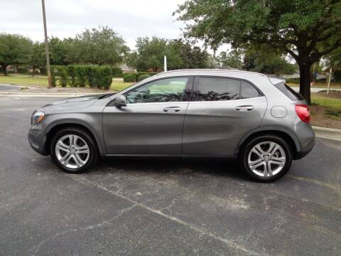 2015 Mercedes-Benz GLA for sale at BALKCUM AUTO INC in Wilmington NC