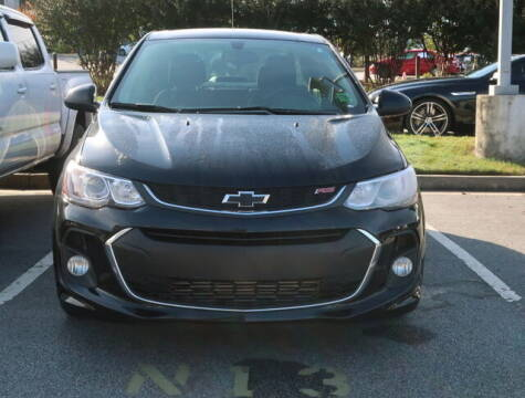 2020 Chevrolet Sonic for sale at Southern Auto Solutions - BMW of South Atlanta in Marietta GA