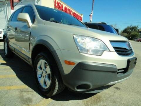 2009 Saturn Vue for sale at USA Auto Brokers in Houston TX