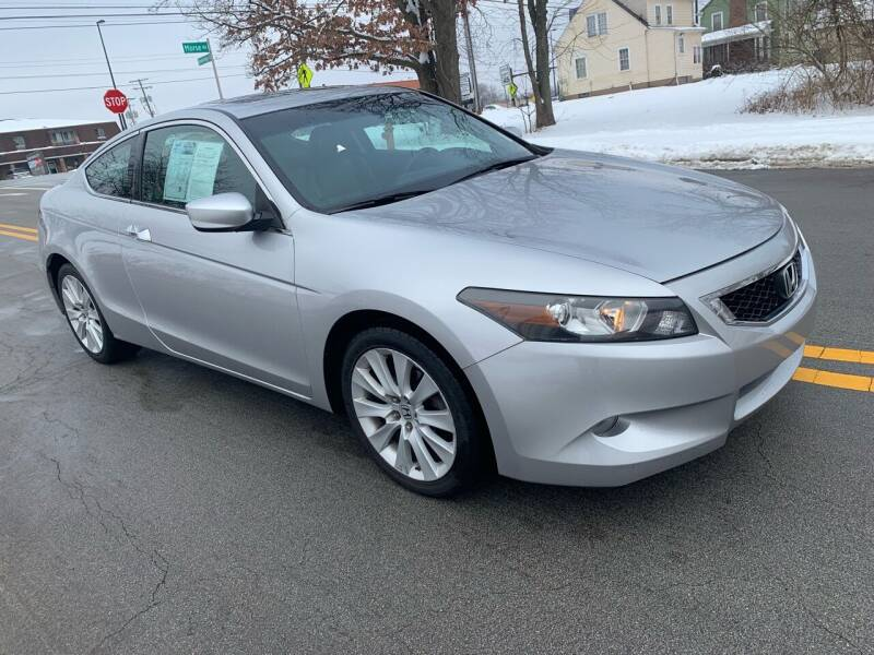 2010 Honda Accord for sale at Via Roma Auto Sales in Columbus OH