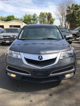 2010 Acura MDX for sale at EXPRESS CREDIT MOTORS in San Jose CA