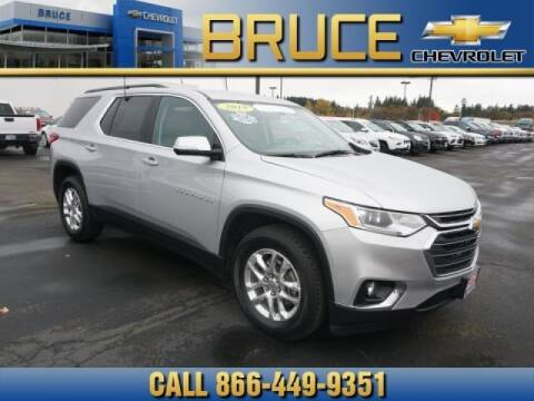 2019 Chevrolet Traverse for sale at Medium Duty Trucks at Bruce Chevrolet in Hillsboro OR