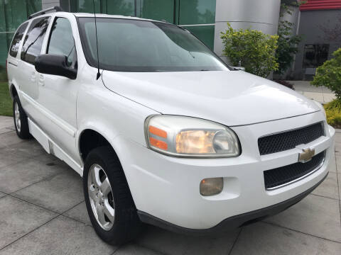 2008 Chevrolet Uplander for sale at Top Motors in San Jose CA