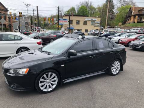 2011 Mitsubishi Lancer for sale at Fellini Auto Sales & Service LLC in Pittsburgh PA