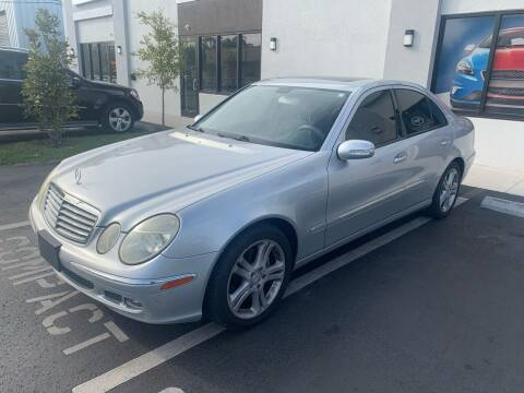 2006 Mercedes-Benz E-Class for sale at Bay City Autosales in Tampa FL
