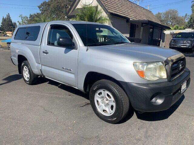 2007 Toyota Tacoma for sale at Three Bridges Auto Sales in Fair Oaks CA