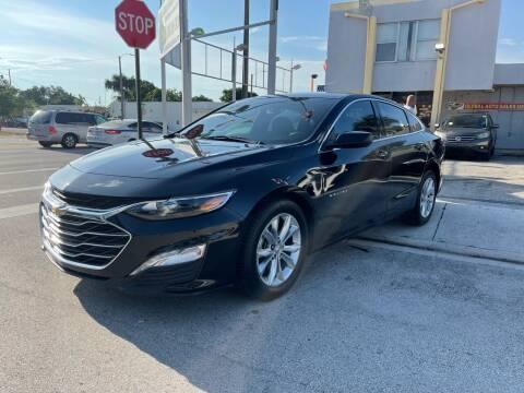 2019 Chevrolet Malibu for sale at Global Auto Sales USA in Miami FL