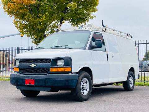 2012 Chevrolet Express Cargo for sale at Avanesyan Motors in Orem UT