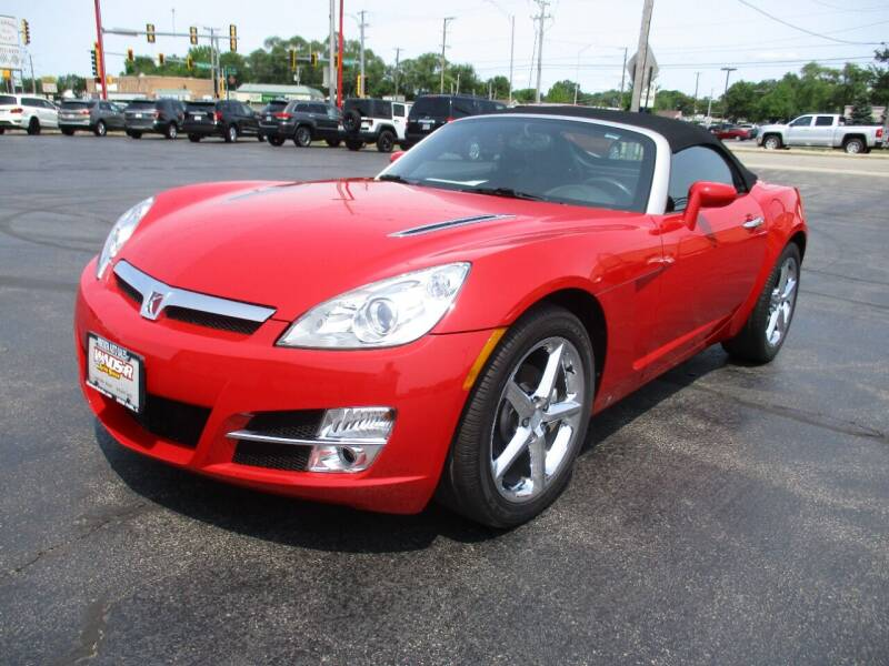 2007 Saturn SKY for sale at Windsor Auto Sales in Loves Park IL