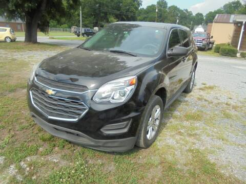 2016 Chevrolet Equinox for sale at Curtis Lewis Motor Co in Rockmart GA