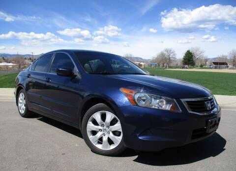 2009 Honda Accord for sale at Nations Auto in Lakewood CO