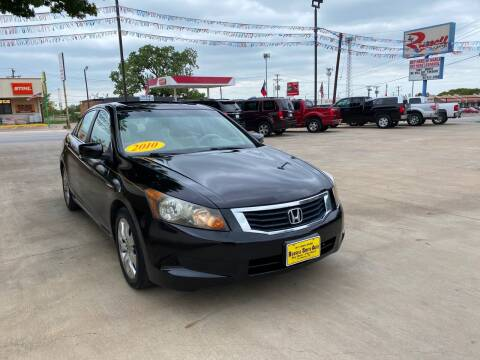 2010 Honda Accord for sale at Russell Smith Auto in Fort Worth TX
