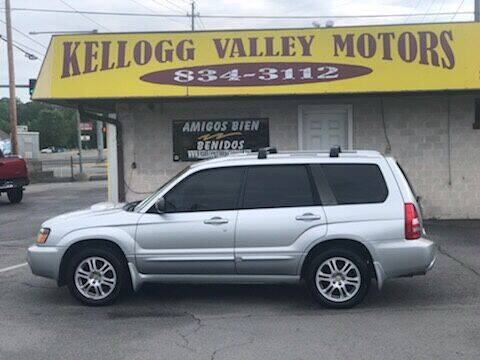 2005 Subaru Forester for sale at Kellogg Valley Motors in Gravel Ridge AR