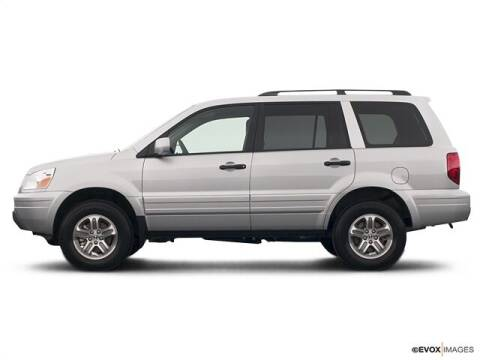 2005 Honda Pilot for sale at CHAPARRAL USED CARS in Piney Flats TN