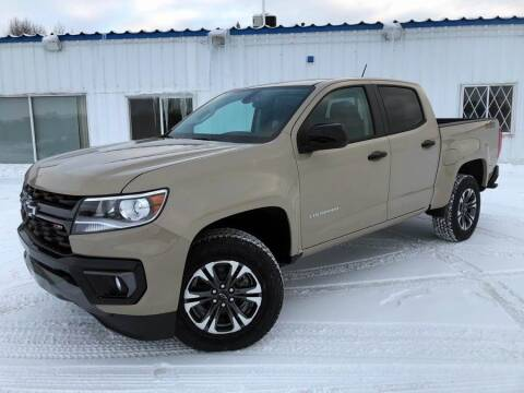 2021 Chevrolet Colorado for sale at STATELINE CHEVROLET BUICK GMC in Iron River MI