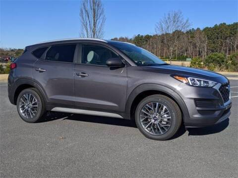 2021 Hyundai Tucson for sale at CU Carfinders in Norcross GA