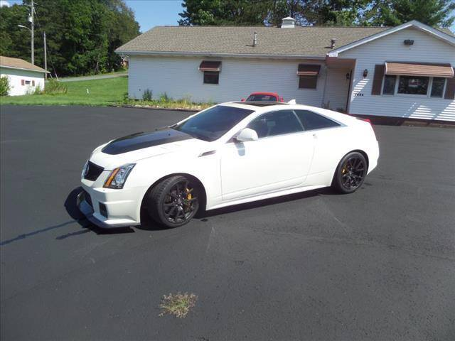 2014 Cadillac CTS-V for sale at Terrys Auto Sales in Somerset PA
