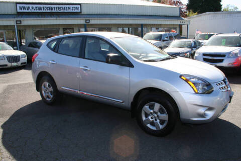 2015 Nissan Rogue Select for sale at PJ's Auto Center in Salem OR