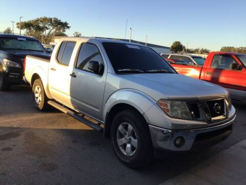 2010 Nissan Frontier for sale at GP Auto Connection Group in Haines City FL