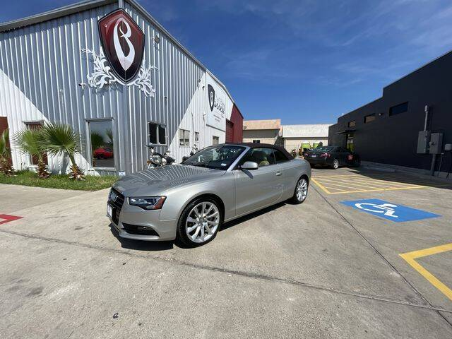 2013 Audi A5 for sale at Barrett Auto Gallery in San Juan TX