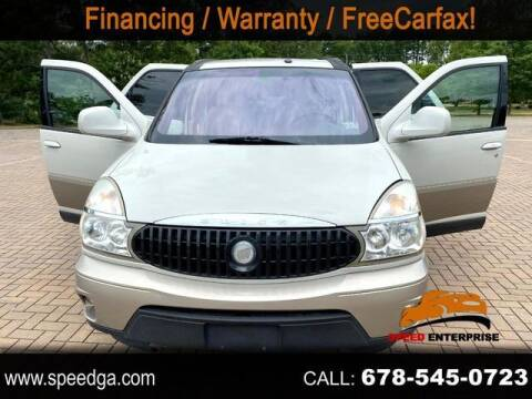 2005 Buick Rendezvous for sale at JES Auto Sales LLC in Fairburn GA
