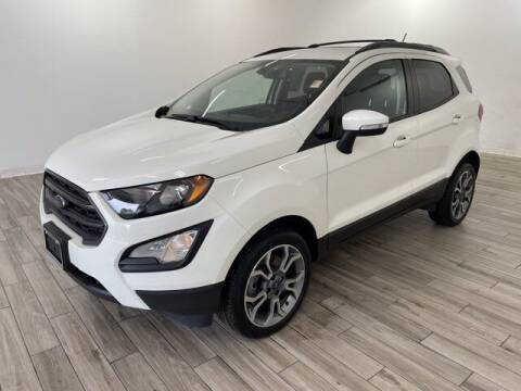 2018 Ford EcoSport for sale at TRAVERS GMT AUTO SALES - Traver GMT Auto Sales West in O Fallon MO
