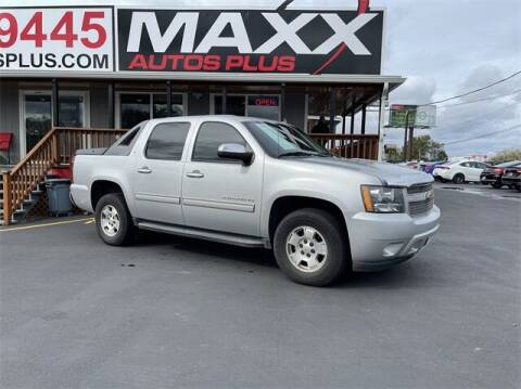 2012 Chevrolet Avalanche for sale at Maxx Autos Plus in Puyallup WA