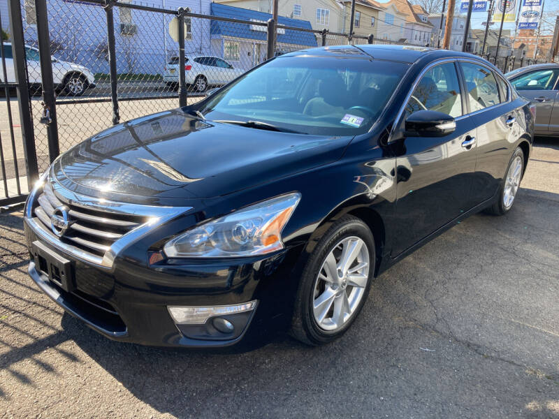 2014 Nissan Altima for sale at B & M Auto Sales INC in Elizabeth NJ