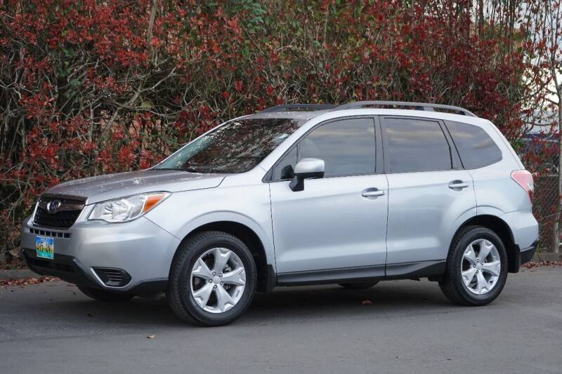 2014 Subaru Forester for sale at Beaverton Auto Wholesale LLC in Aloha OR