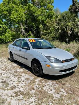 2002 Ford Focus for sale at Ideal Motors in Oak Hill FL