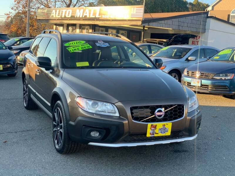 2016 Volvo XC70 for sale at Milford Auto Mall in Milford MA