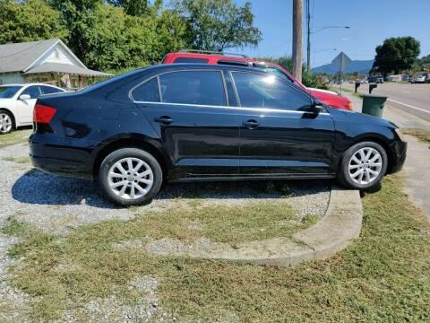 2013 Volkswagen Jetta for sale at Magic Ride Auto Sales in Elizabethton TN