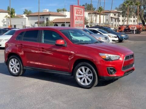 2015 Mitsubishi Outlander Sport for sale at Brown & Brown Wholesale in Mesa AZ
