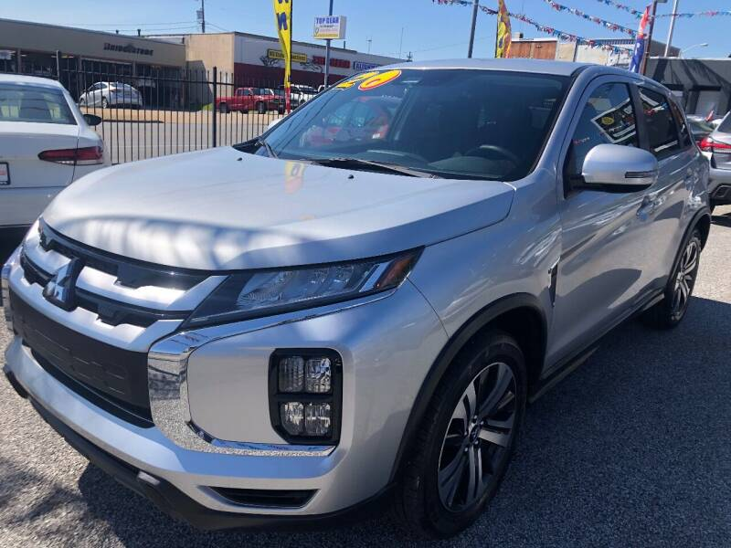 2020 Mitsubishi Outlander Sport for sale at DYNAMIC CARS in Baltimore MD
