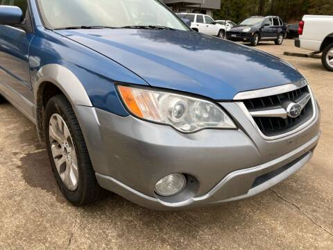 2009 Subaru Outback for sale at Peppard Autoplex in Nacogdoches TX