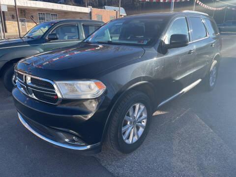2014 Dodge Durango for sale at Turner's Inc - Main Avenue Lot in Weston WV